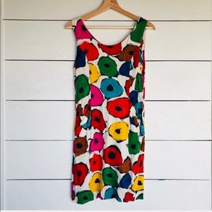 Jams World Jelly Roll Dress Original Donut Print